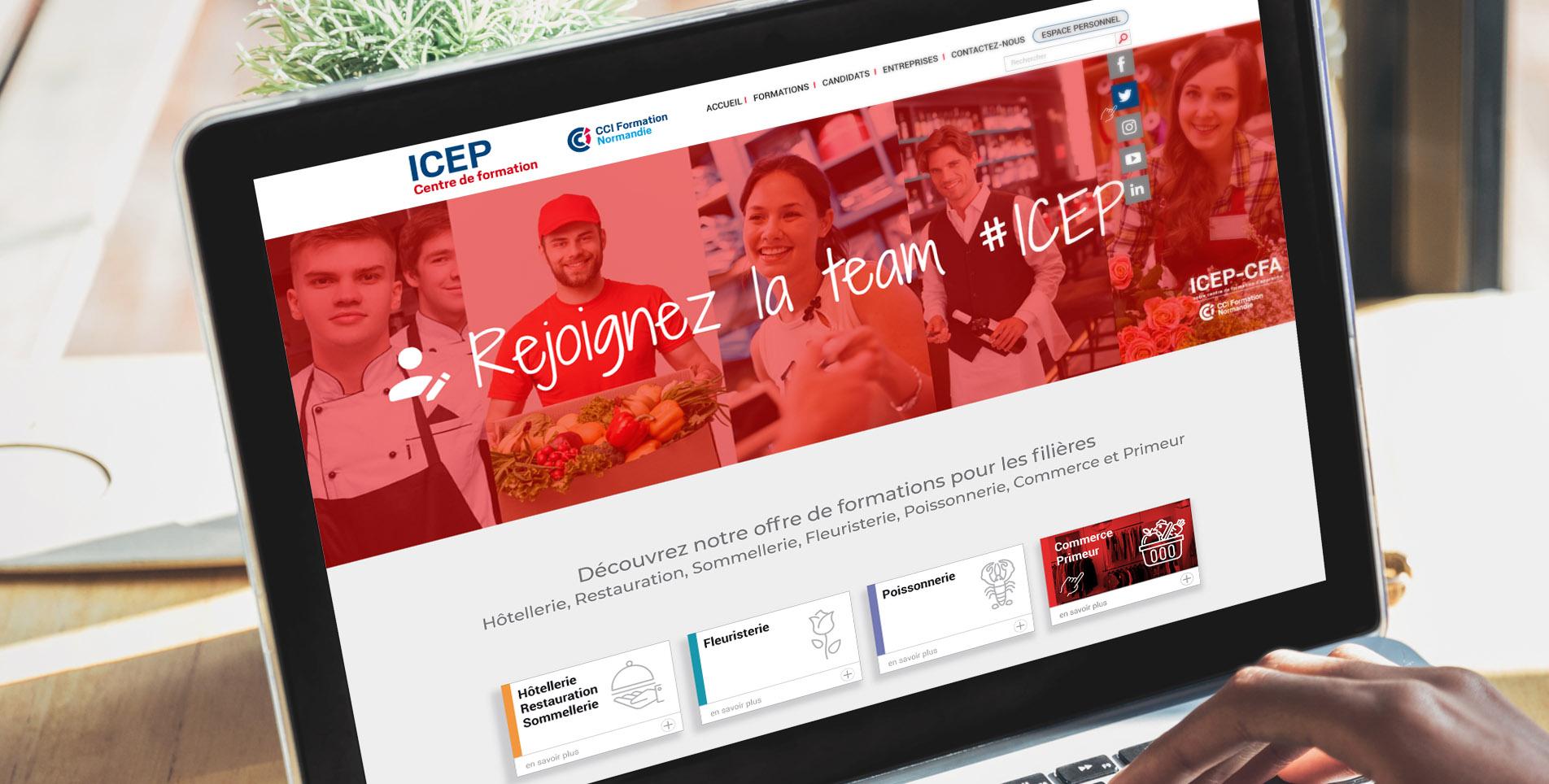 L'ICEP propose des formations en apprentissage du CAP au BTS