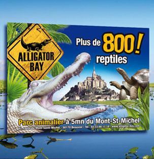 ALLIGATOR BAY – Parc animalier