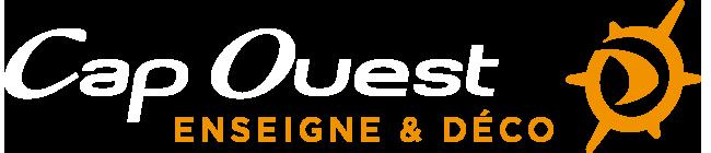 CapOuest Enseigne logo