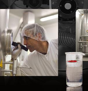 INODRY – Usine et laboratoires