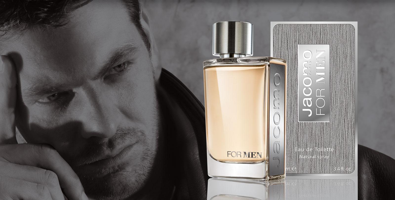 Jacomo – Parfum hommes
