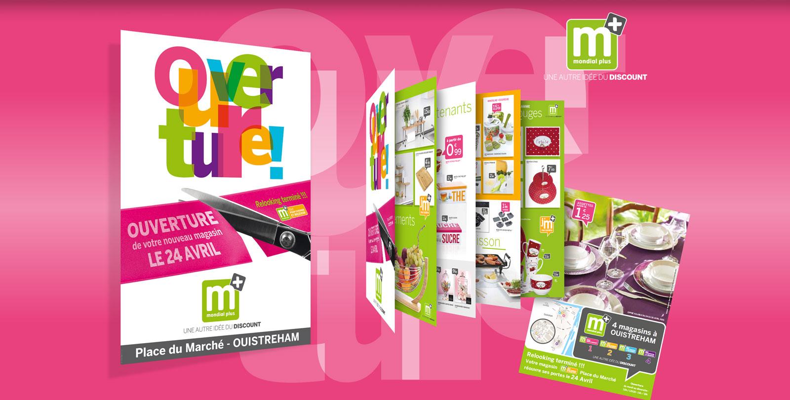 Mondial + – Brochure «promo»