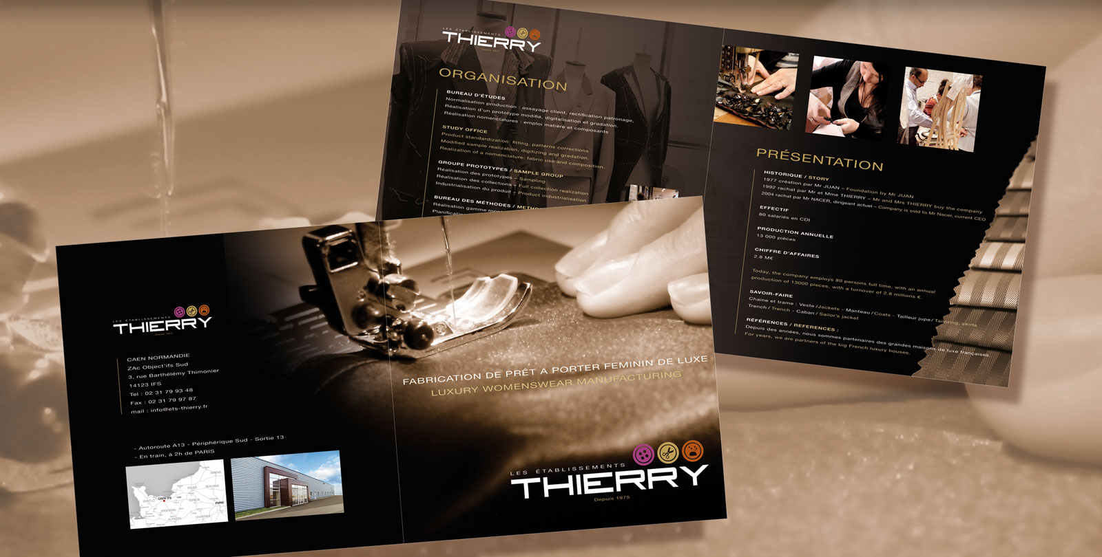 ETS Thierry – Haute couture