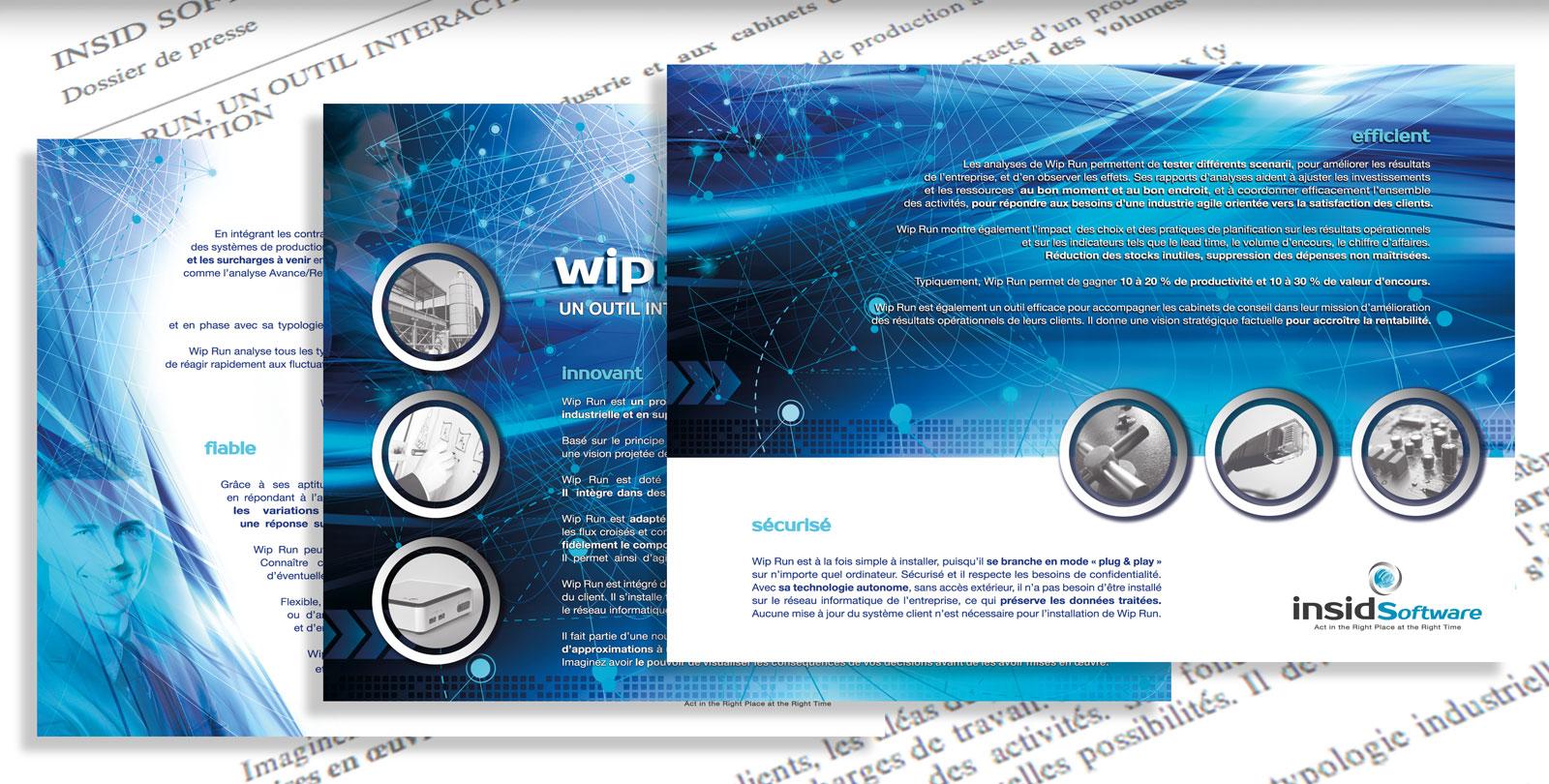 WIPRUN – Logiciel