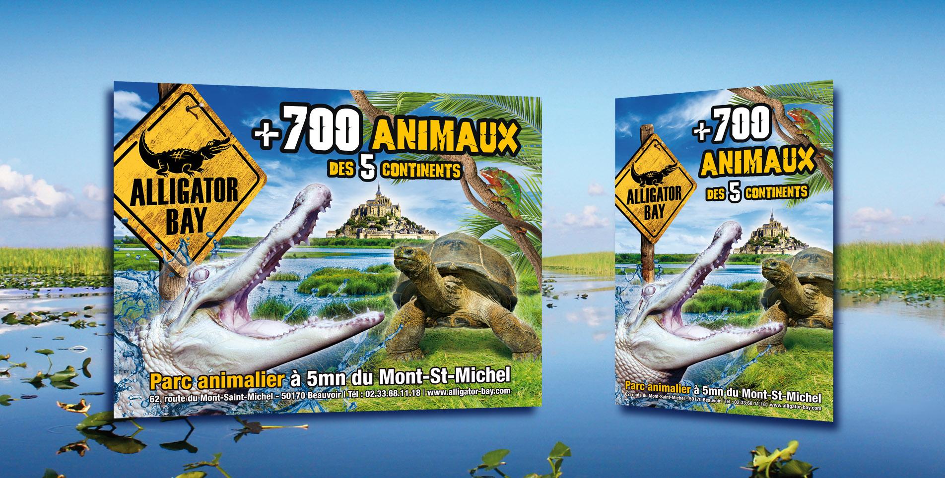 Alligator Bay – Reptilarium